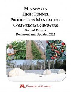 High tunnel gardening