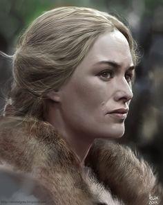Cersei Lannister by alexnegrea on deviantART
