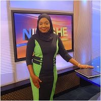 This is the man who has been warming Citizen TV MWANAHAMISI HAMADIs bed (PHOTOs)