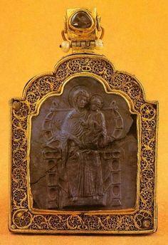 Ювелирное искусство от древней Руси до России 17 века