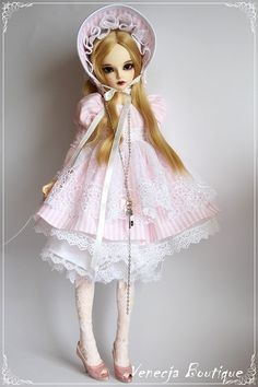 https://flic.kr/p/fSd5hg | Mercedes - Fairyland Mirwen | Minifee - set