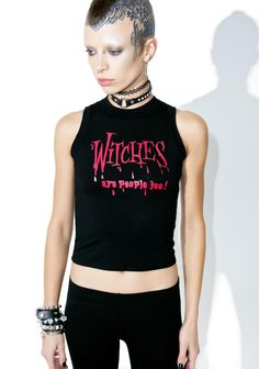 okaywowcool:  witches are people too!
