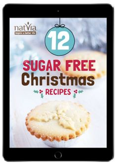 Sugar-Free E-books - Natvia - 100% Natural Sweetener