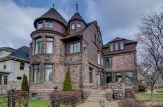 Crocus Hill home built in c.1889 by Frank B. Kellogg 633 Fairmount Ave, Saint Paul, MN 55105