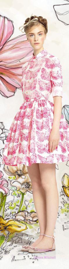 Modern Fairytale   Alice in Wonderland   Red Valentino Collection
