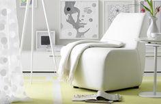 Soft low chair  www.kff.de