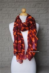 State Spirit Scarf - Virginia Tech