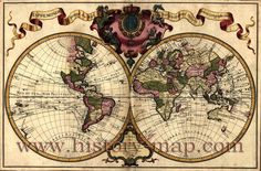 Old World Map