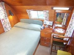 1950 Spartanette Tandem Restored by Heintz Designs Restorations Retro Trailers, Vintage Travel Trailers, Vintage Airstream, Vintage Campers, Trailer Interior, Camper Interior, Airstream Camping, Glamping, Spartan Trailer