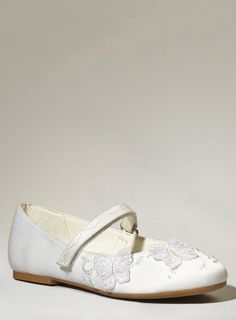 Bridesmaid Betty Butterfly Shoes