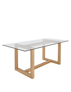 Colby Rectangular Dining Table | M&S