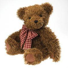 "Boyds Bears Jamie H Bearloom 16"""