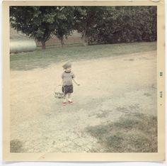 Easter 1968 at Grandma & Grandpa Blankenburg's