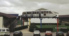 Butlins Skegness Skytrain 1998