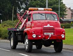Bedfor RL old wrecker truck