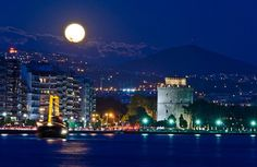 Thessaloniki -The 9 cheapest cities to live in Europe