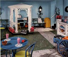 mid century armstrong kitchen - Bing Images