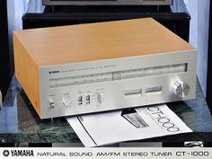 Yamaha AM/FM тюнер YAMAHA CT-1000
