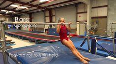 Gymnastics Handstand, Gymnastics At Home, Gymnastics Levels, Gymnastics Lessons, Gymnastics Academy, All About Gymnastics, Preschool Gymnastics, Gymnastics Tricks, Tumbling Gymnastics