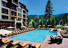 Truckee, CaliforniaYou might be in the middle of the Sierra Nevadas, but this is still the Ritz-Carl... - Photo courtesy The Ritz-Carlton