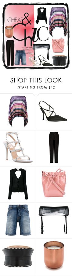 """""""But I approve of vanity"""" by denisee-denisee ❤ liked on Polyvore featuring Missoni, Prada, Acne Studios, IO Ivana Omazić, Mansur Gavriel, Philipp Plein, Maison Close, Alexander McQueen, Jonathan Adler and vintage"""