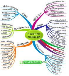 Развитие внимания © / Методы / Личное развитие и самореализация