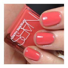 Pierre Hardy for NARS Collection 'Vertebra' Nail Polish Pair, 'Boys... ❤ liked on Polyvore featuring nails