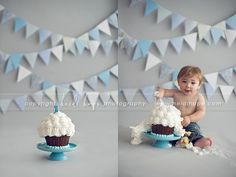 Happy first birthday baby A. Rhode Island baby portrait photographer. » Heidi Hope Photography