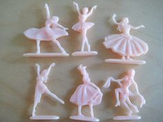 As a child, I never aspired to become a dancer, but I did fulfill my dream of owning pink plastic ones.
