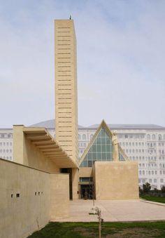 Chiesa dellImmacolata Concezione e Centro Parrocchiale, Baku, Azerbaijan