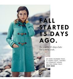 this color <3  J.Crew