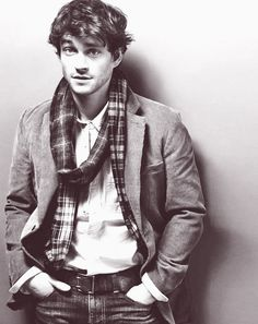 Hugh Dancy. He's so cute! Love him and Claire Danes together.