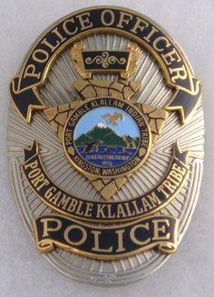 Port Gamble Tribal Police WA