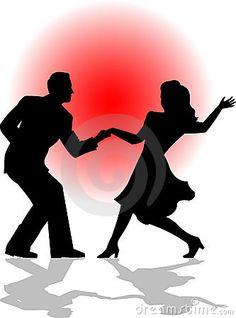 Swing Dance Couple/eps