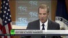 American allies accused of arming jihadist group Al Nusra Front