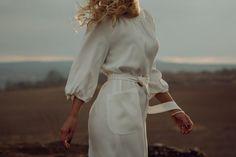 White dress: Mango, Heels: Yves Saint-Laurent …text under construction. Art Director, Yves Saint Laurent, White Dress, Stylists, Heels, Photography, Dresses, Style, Heel