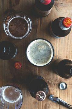 Top 5 Suggestions of Super Bowl Beer HonestlyYUM Source For more pins visit our homepage Beer Photos, Beer Pictures, Craft Bier, Dark Beer, Beer Recipes, Beer Lovers, Home Brewing, Mixed Drinks, Happy Hour