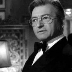 Claude Rains - a terrific actor - seen in the older movies of the Hollywood Actor, Classic Hollywood, Old Hollywood, Turner Classic Movies, Classic Films, Cary Grant, Classic Actresses, Actors & Actresses, Claude Rains