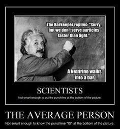 "ADD enough to read the whole joke backwards starting with ""The average person..."" So I was mentally ill enough to get it...lol"