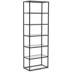 Mitchell Gold + Bob Williams Fritz Bookcase ($1,059) ❤ Liked On Polyvore  Featuring Home