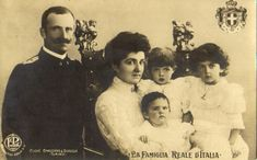 Italian Royal Family | Royal families on the eve of World War One - Page 22 - Historum ...