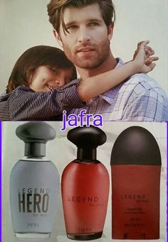 #TripletLegendHero For Father's day your hero deserves the perfect fragrance! www.myjafra.com/angelicaavila