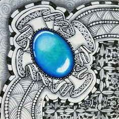 My goal is to share the art and healing that is the Zentangle® Method as well as other artistic adventures. Over the last year, I've watched the Zentangle® Method transform my life, as well a…