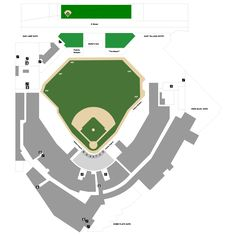 Grapefruit League Stadiums Florida Spring Training Map