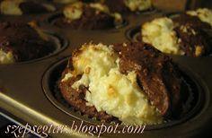 Szépségtár: Bounty muffin - az élet csodás percei...