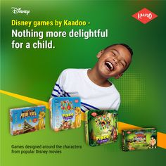 A game for every day of the week. This amazing collection of Disney themed games is a must buy for your child's gaming zone. Disney Themed Games, Disney Games, Disney Movies, Disney Magic, Games For Kids, Board Games, Gaming, Children, Day