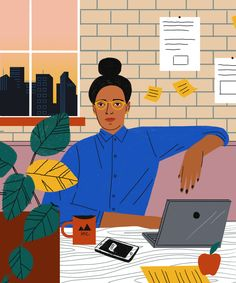 Refinery 29 Salary Stories on Behance Illustration Vector, Woman Illustration, Illustrations, Paper Illustration, Teach For America, Teacher Salary, Behance, Teachers' Day, Workplace