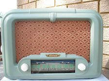 """STUNNING COLLECTABLE """"1940/50's"""" GREEN ULTIMATE RADIO"""
