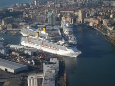 MarPort Activities : Costa Cruceros