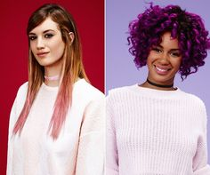 Colour Block Your Hair This Autumn With Schwarzkopf | Look